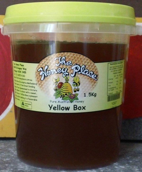 Yellow Box 1.5kg Tub